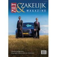 Zilt & Zakelijk Magazine abonnement 4 uitgaven
