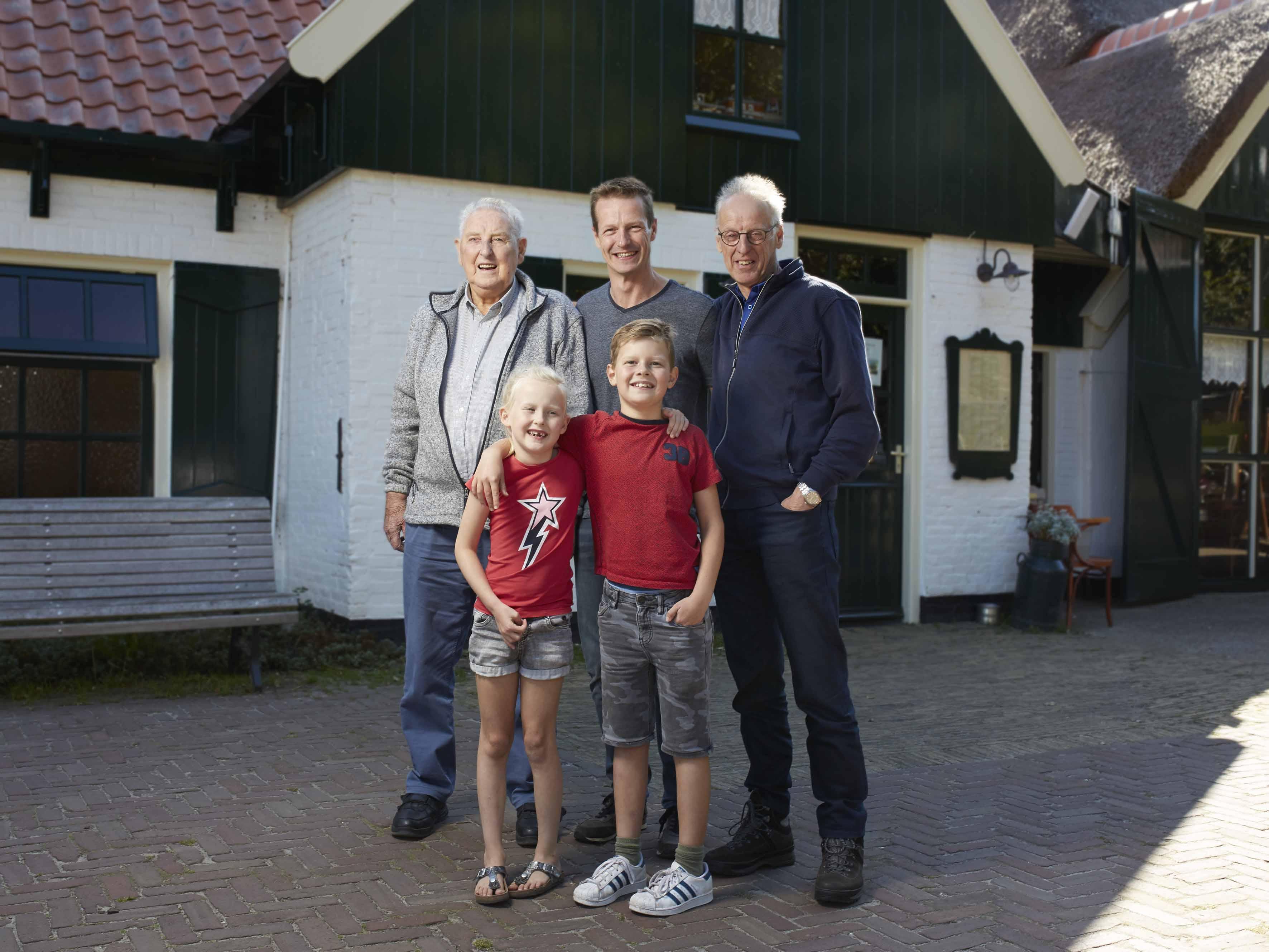 Familie Hoogenbosch boert goed in de horeca