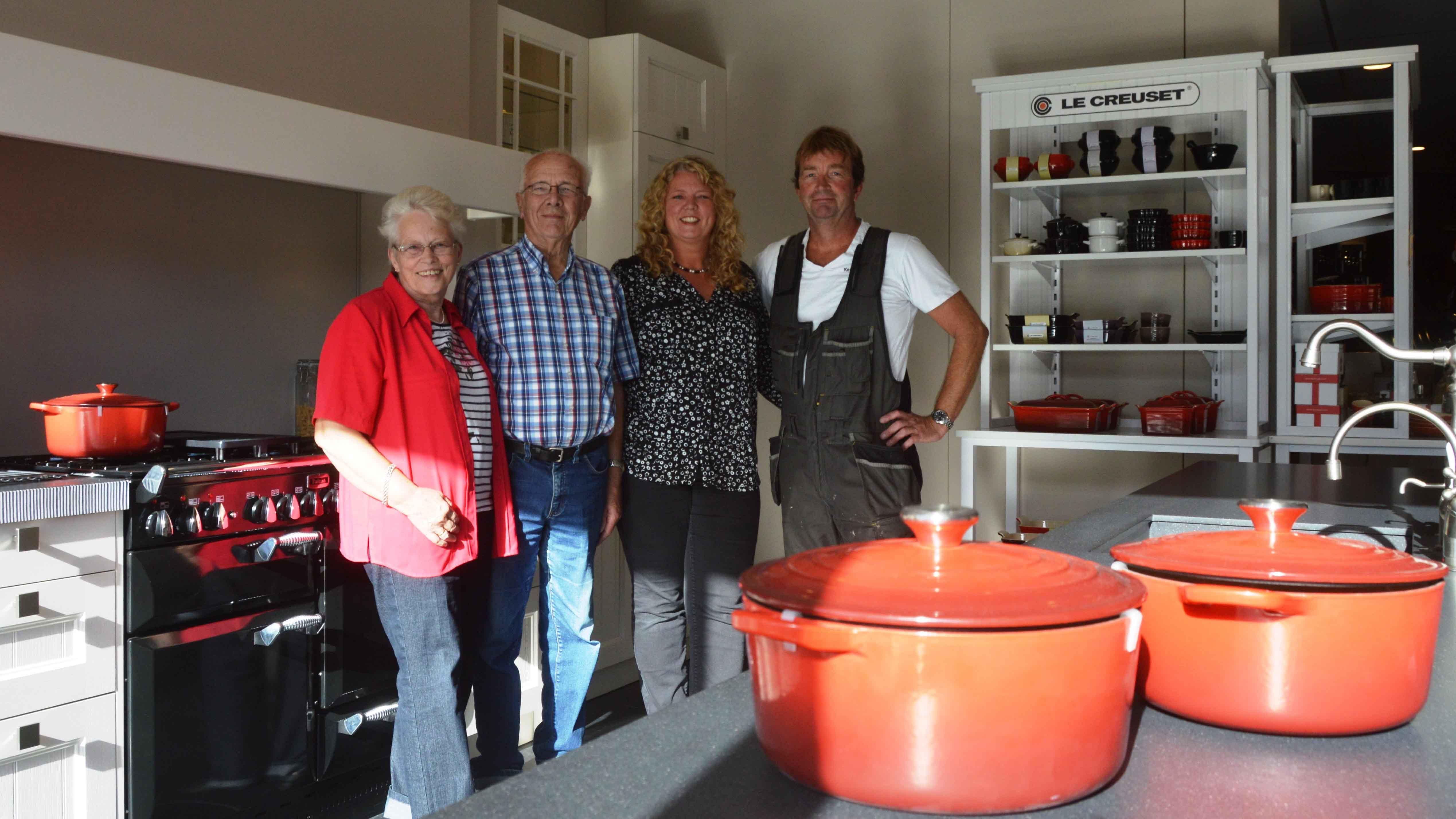 Van pionier Arie tot keukenprinses Marjet van der Vis
