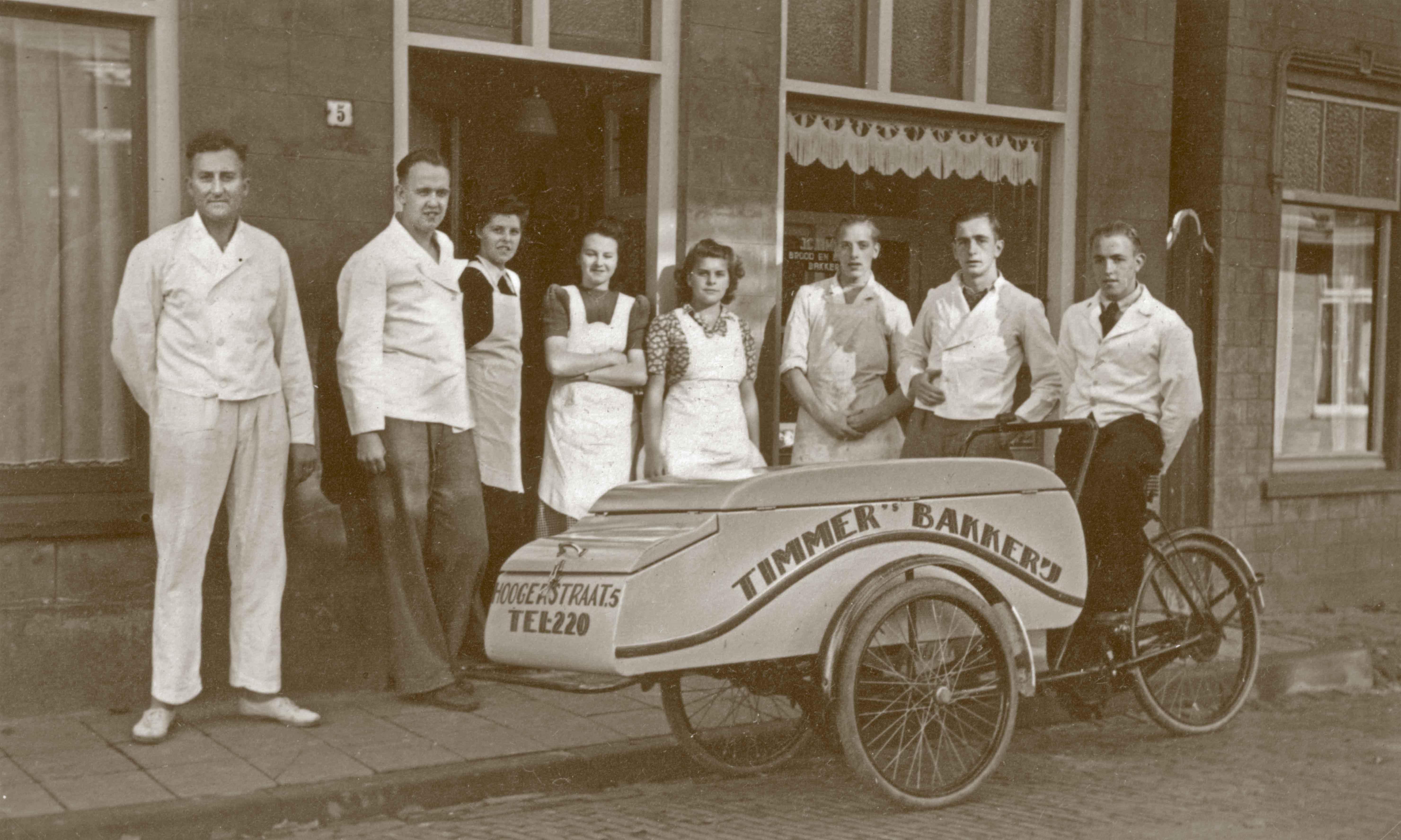 Timmer's Bakkerij doet geen concessies