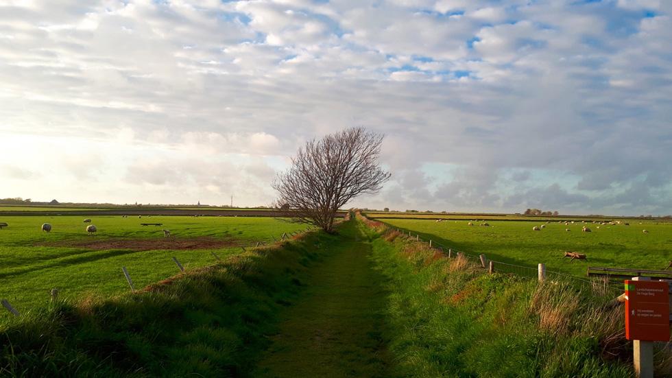 Rondje 'ouwe land'